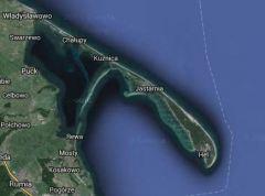 La presque-île d'Hel