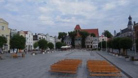 Place centrale de Puck