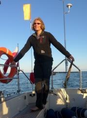 Barrer un voilier