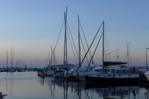 Marina en Suède