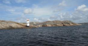 … et navigation entre les îles d'Orust