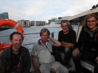 Entre amis à Oslo